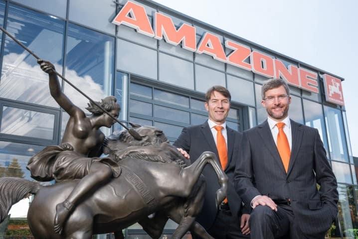 Christian y Justus Dreyer, directores de Amazone