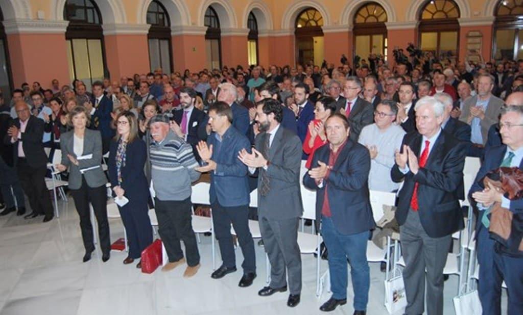 Emotivo homenaje reivindicativo a José Luis Iranzo,  el joven ganadero asesinado en Teruel
