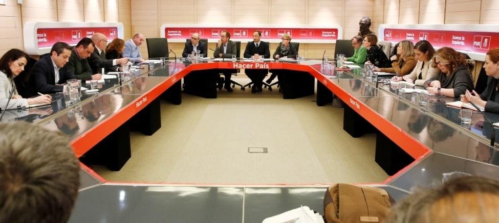 El PSOE abre a la participación pública  su propuesta para un acuerdo de país en materia de agua