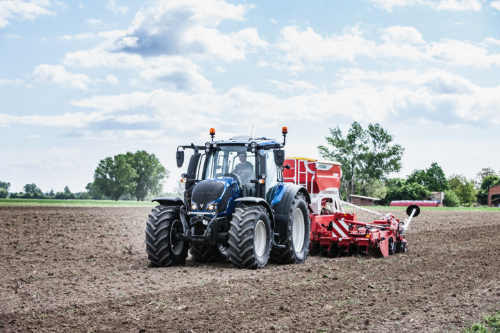 Tractor Valtra Serie N