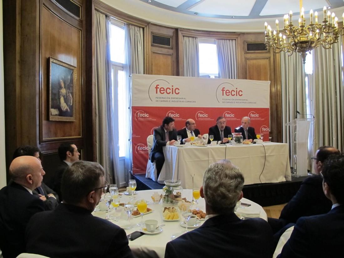 El presidente de la CEOE, primer invitado a los Desayunos de la FECIC