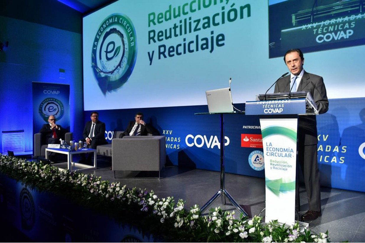 Las XXV Jornadas Técnicas de COVAP avanzan en la implantación de la economía circular