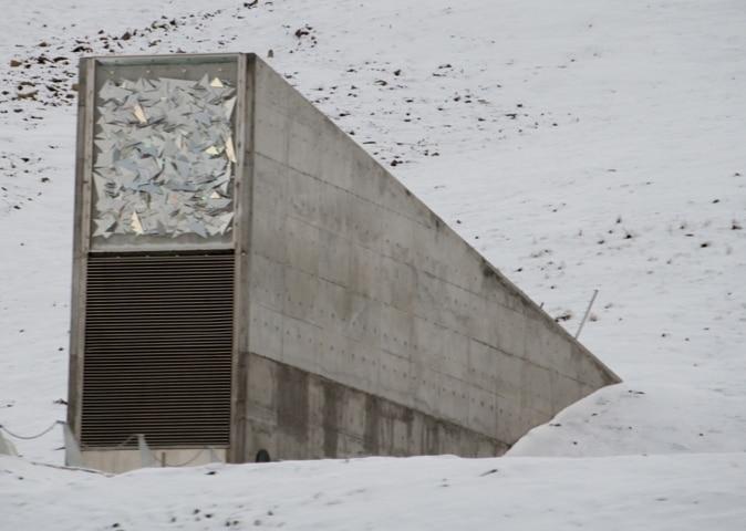 Décimo aniversario del Depósito Mundial de Semillas de Svalbard. Por Jaime Lamo de Espinosa