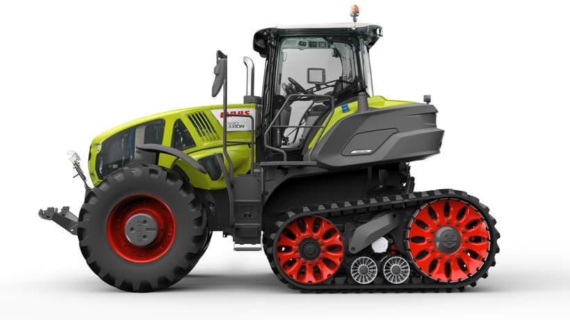 Tendencias y novedades incorporadas a los tractores