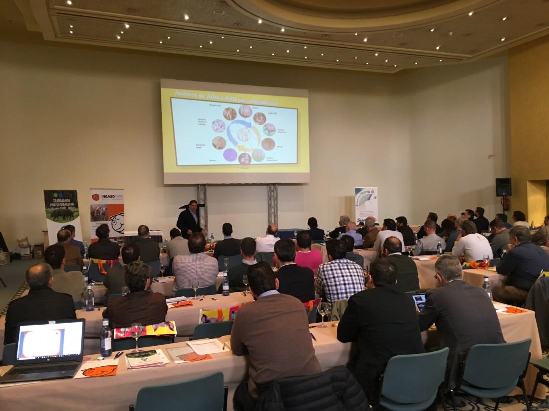 El I Foro Tecnológico del Ibérico reunió en Sevilla a cerca de 70 profesionales del sector