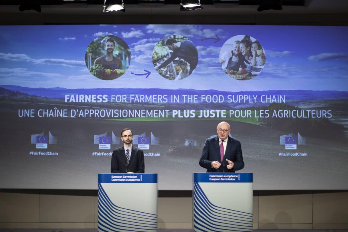 Presentación de la propuesta de Directiva para prohibir las prácticas comerciales desleales en la cadena alimentaria