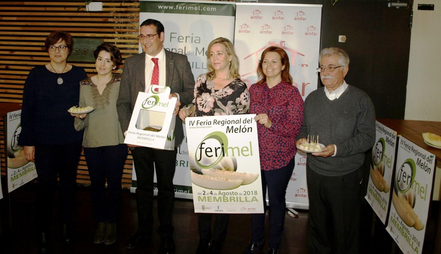 Ciudad Real acogerá en agosto a FERIMEL, la Feria del Melón