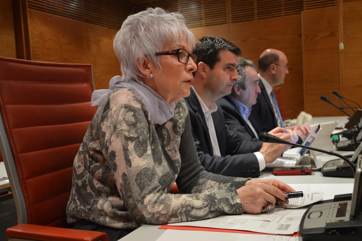 El PSOE lamenta que el PP niegue en el Senado impulsar la agricultura ecológica