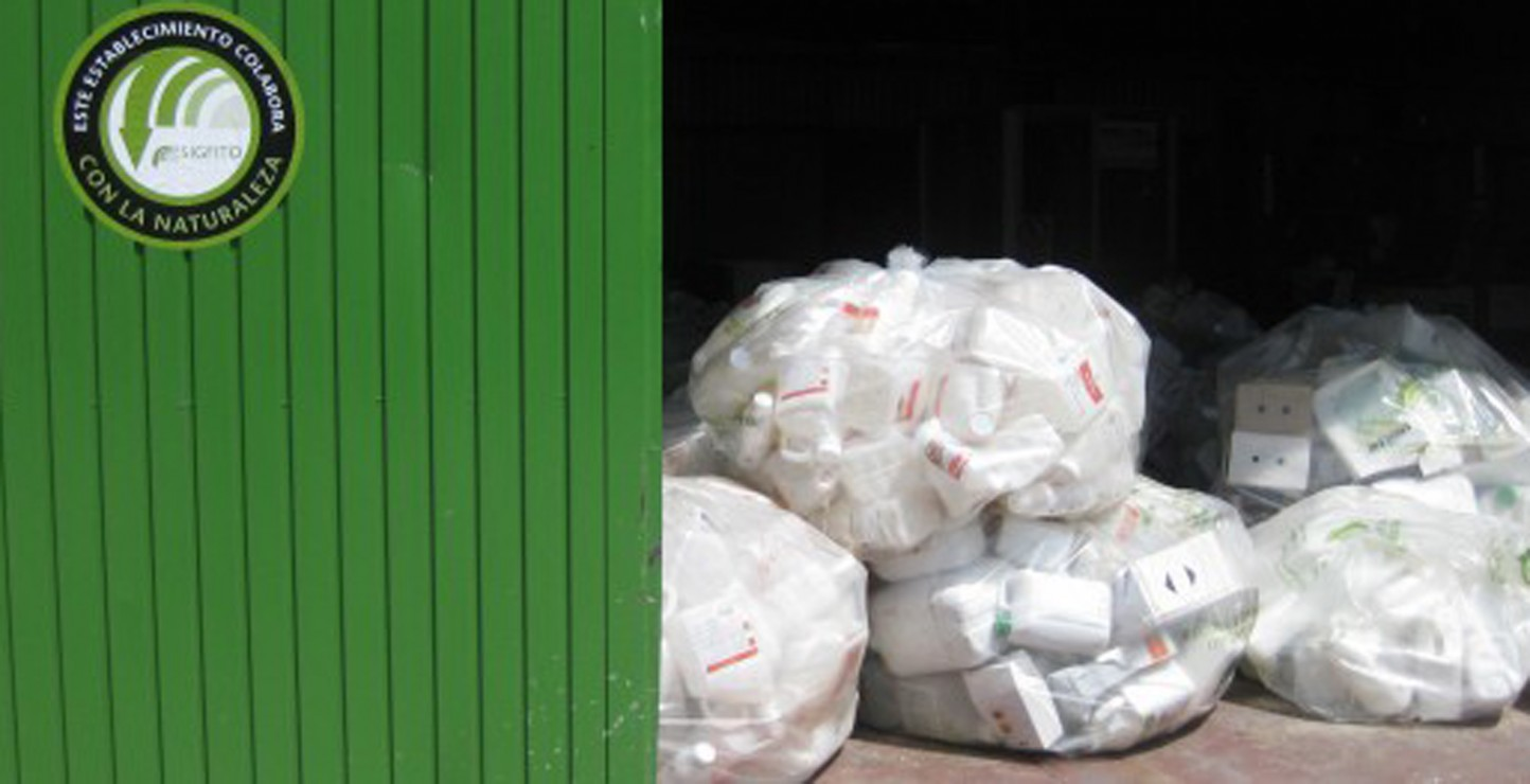 Premios Sigfito a los puntos de recogida que más han reciclado en 2020