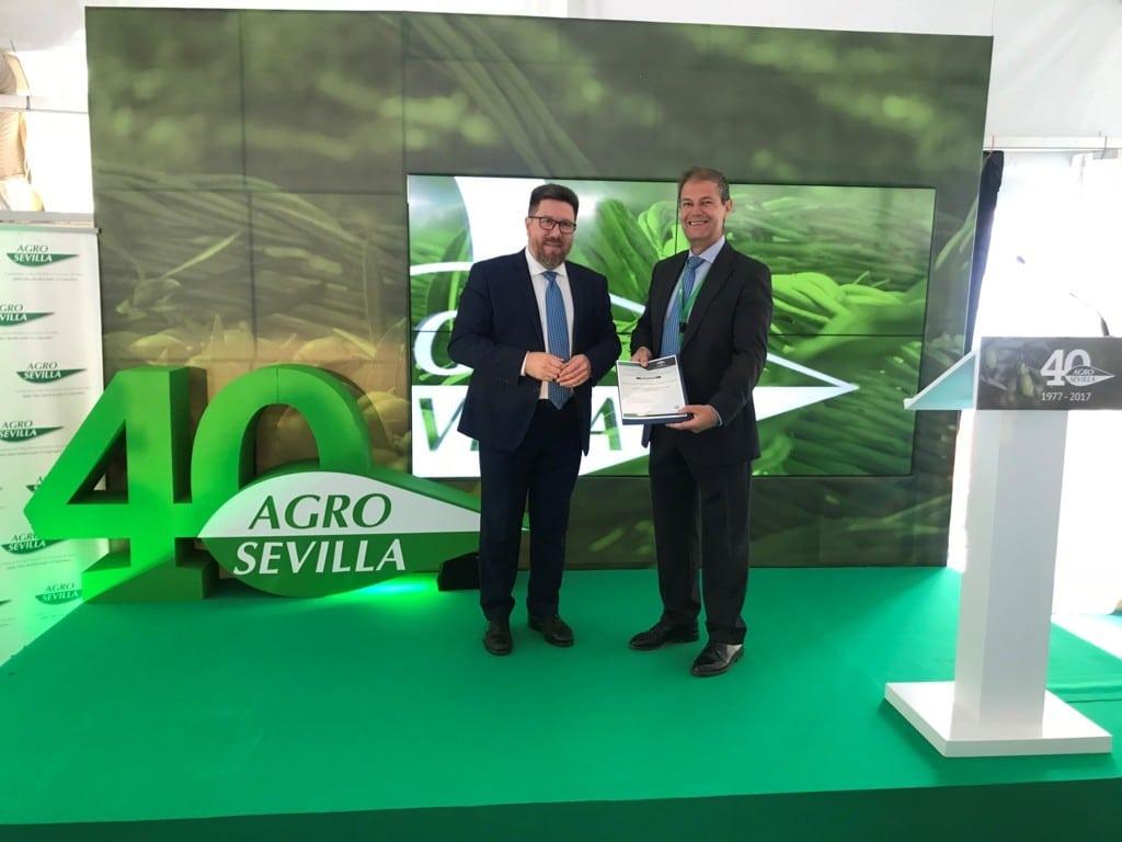 Agro Sevilla, cuatro décadas liderando la producción de aceitunas de mesa
