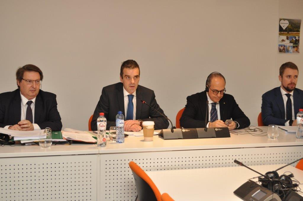 El COPA-Cogeca pide avances rápidos en la norma UE de prácticas comerciales desleales en la cadena alimentaria