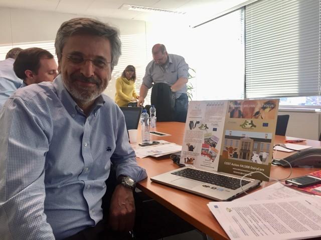 Gerardo Caja. UAB