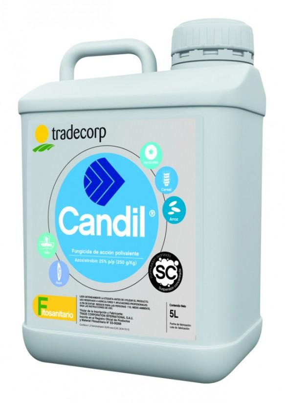 Tradecorp presenta las nuevas formulaciones de sus fungicidas Asbelto y Candil