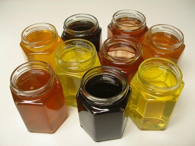 La miel desde los sentidos