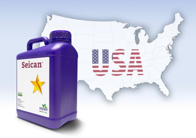 Seipasa obtiene el registro fitosanitario de Seican en Estados Unidos