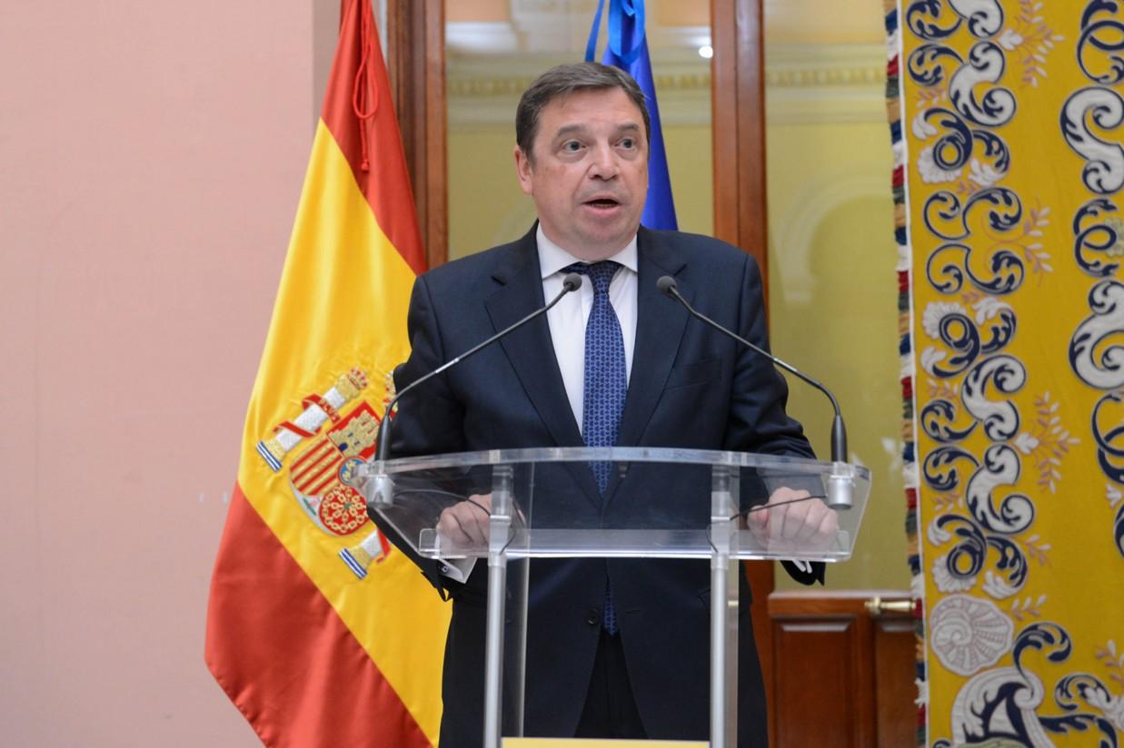Ministro Planas: «La Ley de Seguros Agrarios Combinados es un pilar fundamental de la política agraria española». Por Jaime Lamo de Espinosa