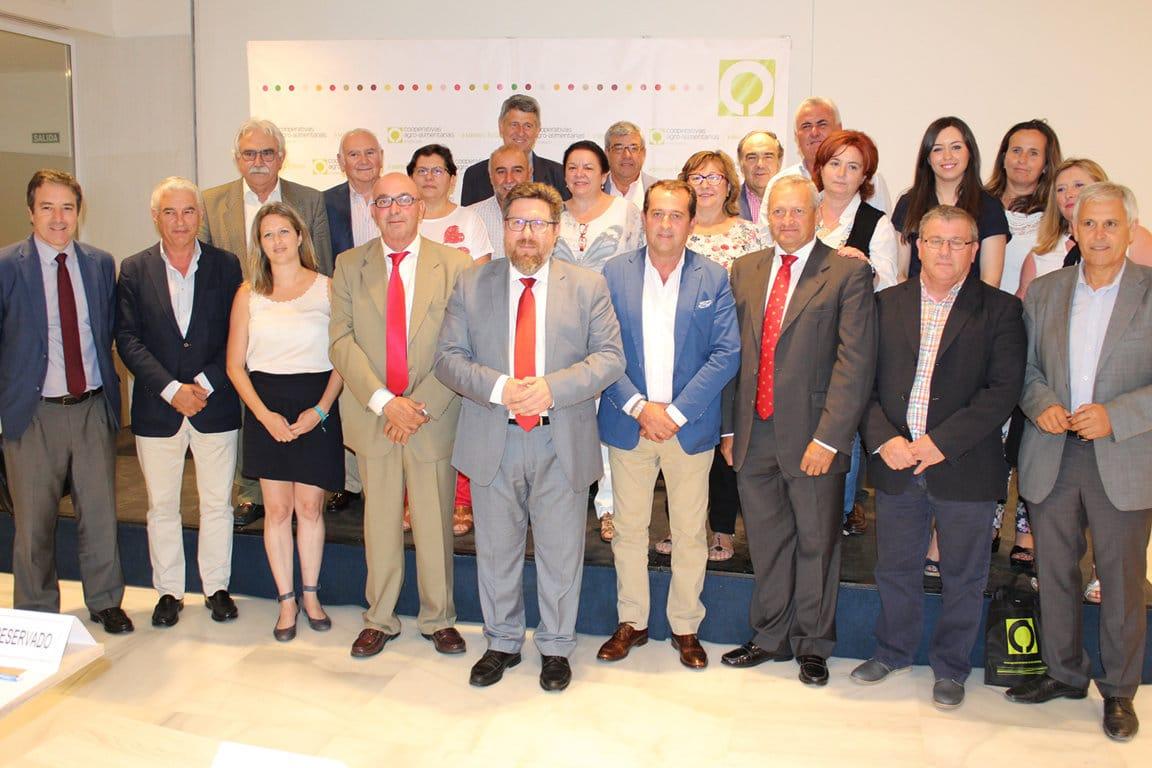 Las cooperativas andaluzas facturan más de 8.580 M€ tras crecer un 10%