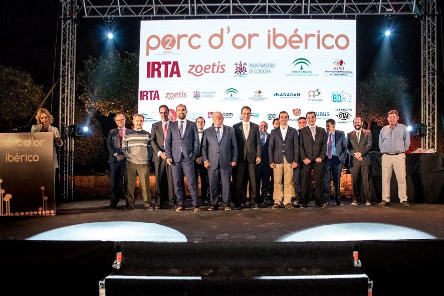 Castilla y León y Extremadura se reparten los premios Porc D'Or Ibérico 2018