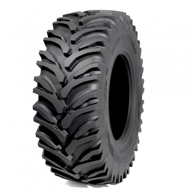 Nokian Tyres presenta Nokian Tractor King para el sector forestal