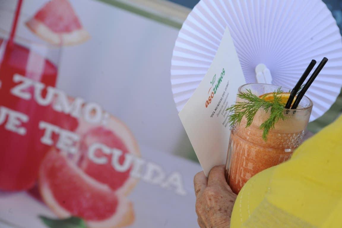 España consumió el pasado año 808 millones de litros de zumos y néctares