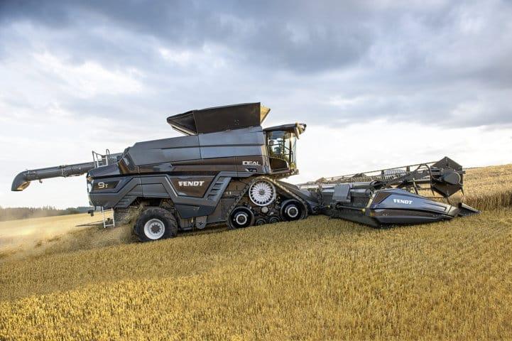 Novedades en recolección de grano