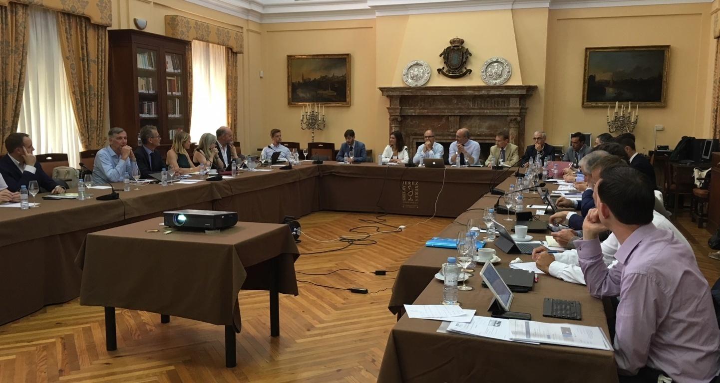 Empresas del vino europeas analizan en Jerez el impacto del Brexit y de la reforma de la PAC