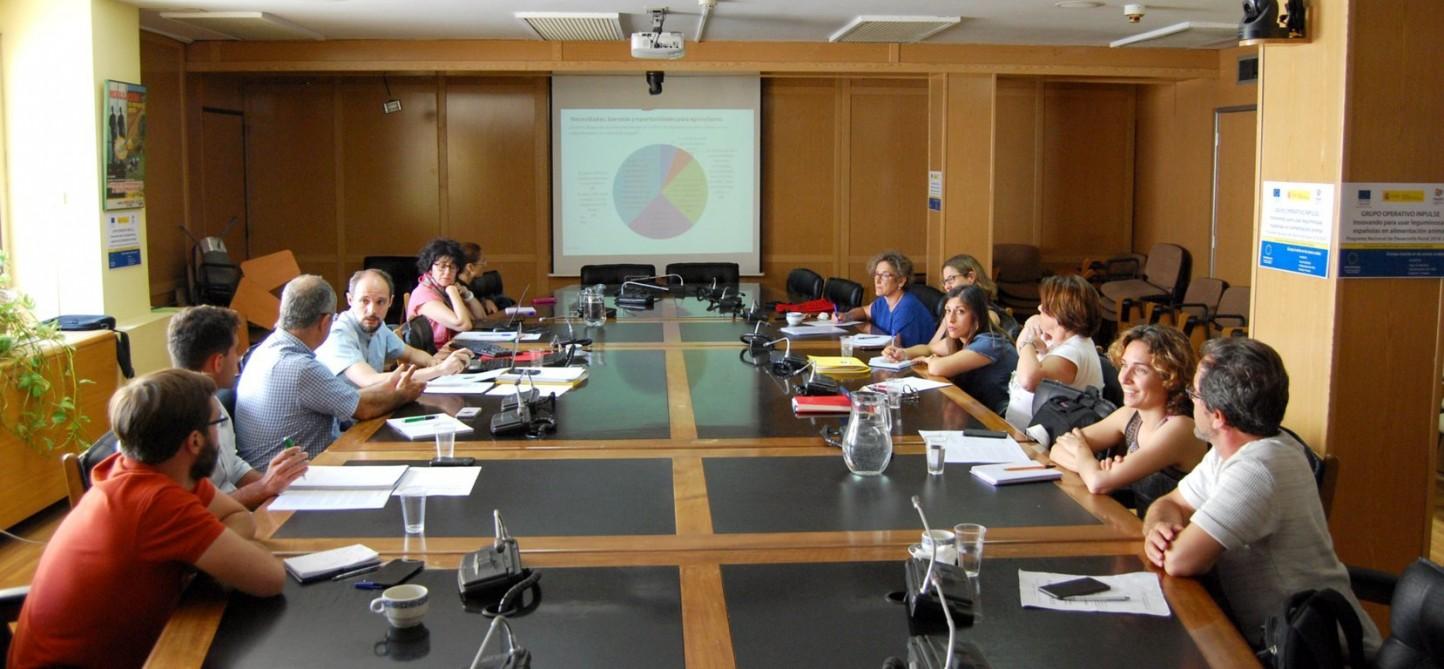 Nace INPULSE, Grupo Operativo para potenciar el cultivo de leguminosas en España