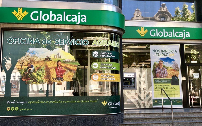 Globalcaja lidera en Castilla-La Mancha la tramitación de ayudas PAC