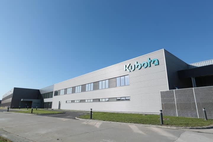 Kubota invertirá 55 millones de euros en el nuevo centro europeo de I+D para tractores