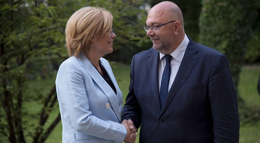 El eje franco-alemán apoya el mantenimiento del actual presupuesto para la futura PAC