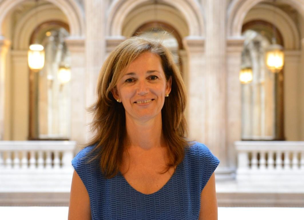 Gema Hernández, nueva directora de la Agencia de Información y Control  Alimentarios (AICA)