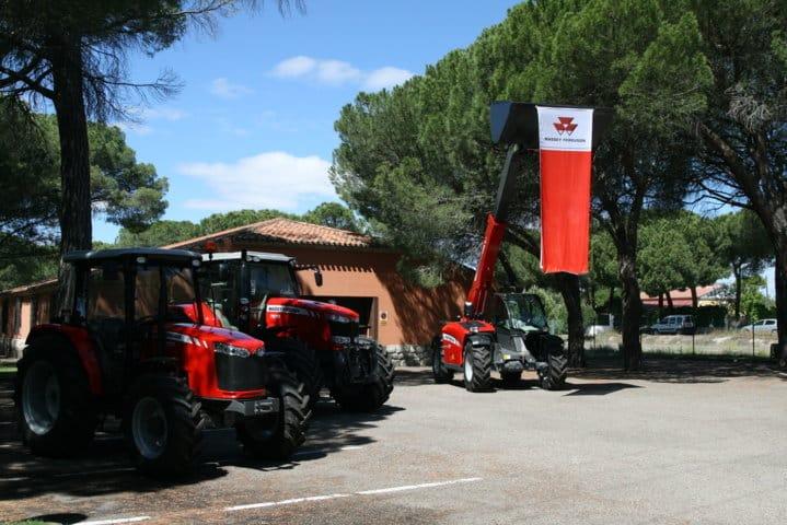 Nuevos nombramientos en Massey Ferguson España y Portugal