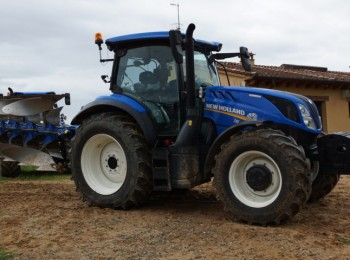 New Holland T6.175 Dynamic Command, meditado diseño en todas sus facetas