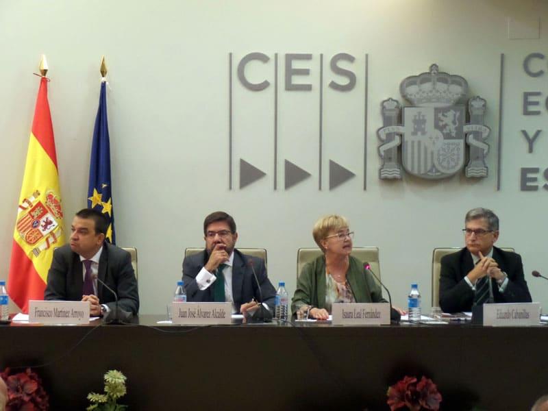 """El CES celebra una jornada sobre """"El medio rural y su vertebración social y territorial"""""""
