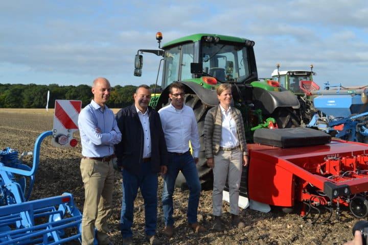 Lemken amplía su oferta con soluciones para la agricultura 4.0