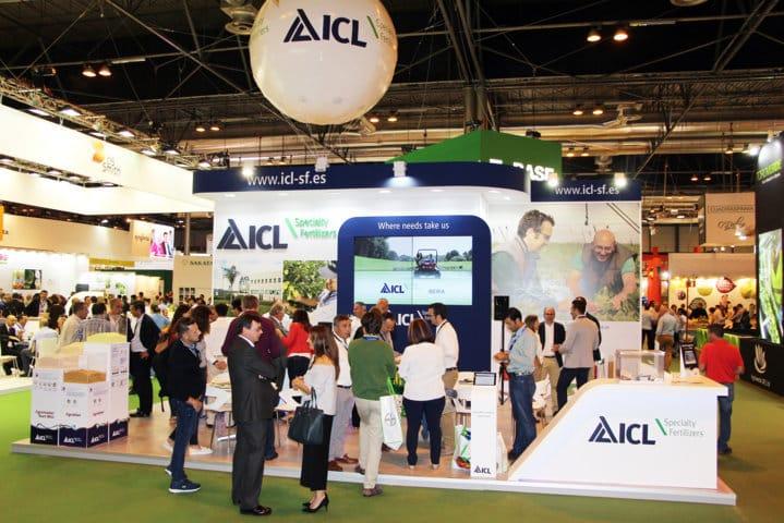 ICL Specialty Fertilizers apuesta por una participación activa en Fruit Attraction