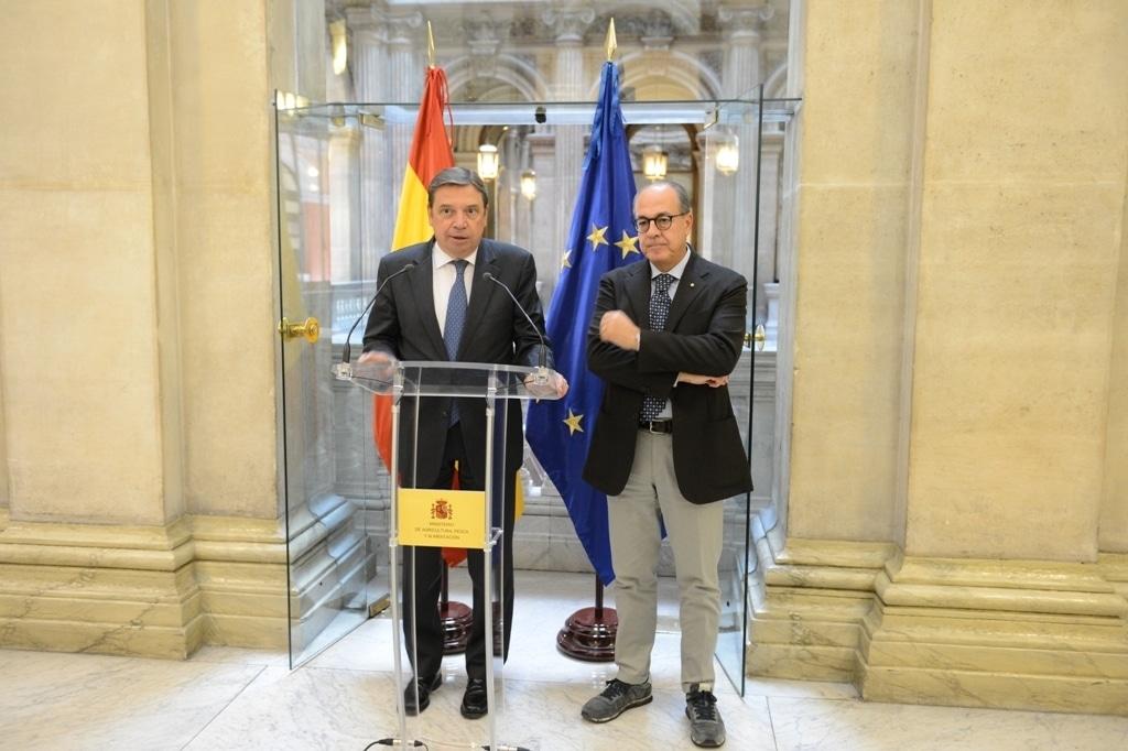 Planas y De Castro ven difícil aprobar una nueva PAC en la actual legislatura europea