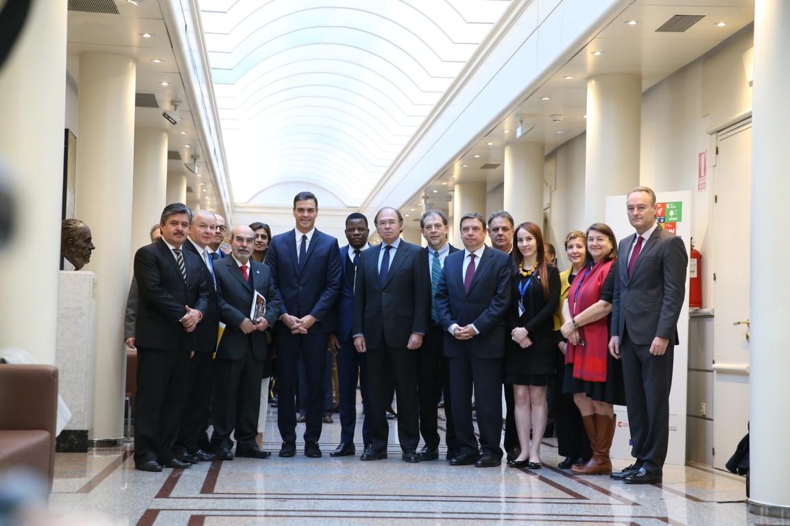 España acoge la Cumbre Parlamentaria Mundial contra el Hambre y la Malnutrición