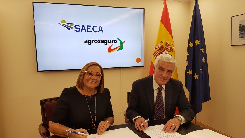 Convenio de ENESA, SAECA y Agroseguro para fraccionar desde 300 € el pago de los seguros agrarios