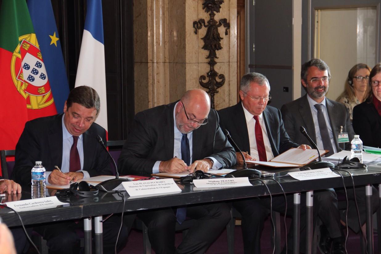 Acuerdo entre España, Francia y Portugal para mantener los fondos del POSEI