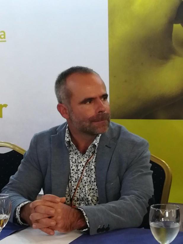 Carles Peris, nuevo secretario general de LA UNIÓ de Llauradors i Ramaders de la Comunidad Valenciana
