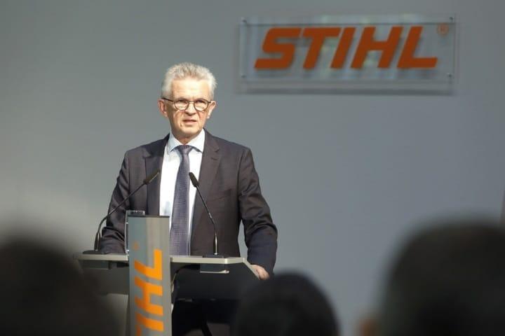 Stihl presenta sus novedades para 2019