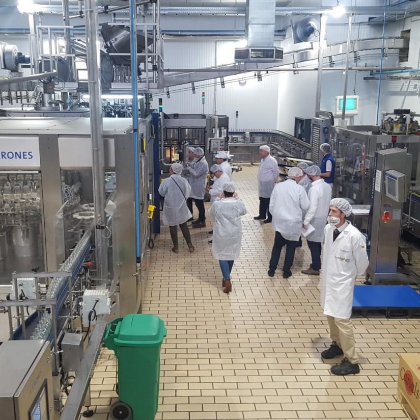 El grupo Acesur defiende la calidad de sus aceites de oliva y AOVEs con más de 200 controles diarios