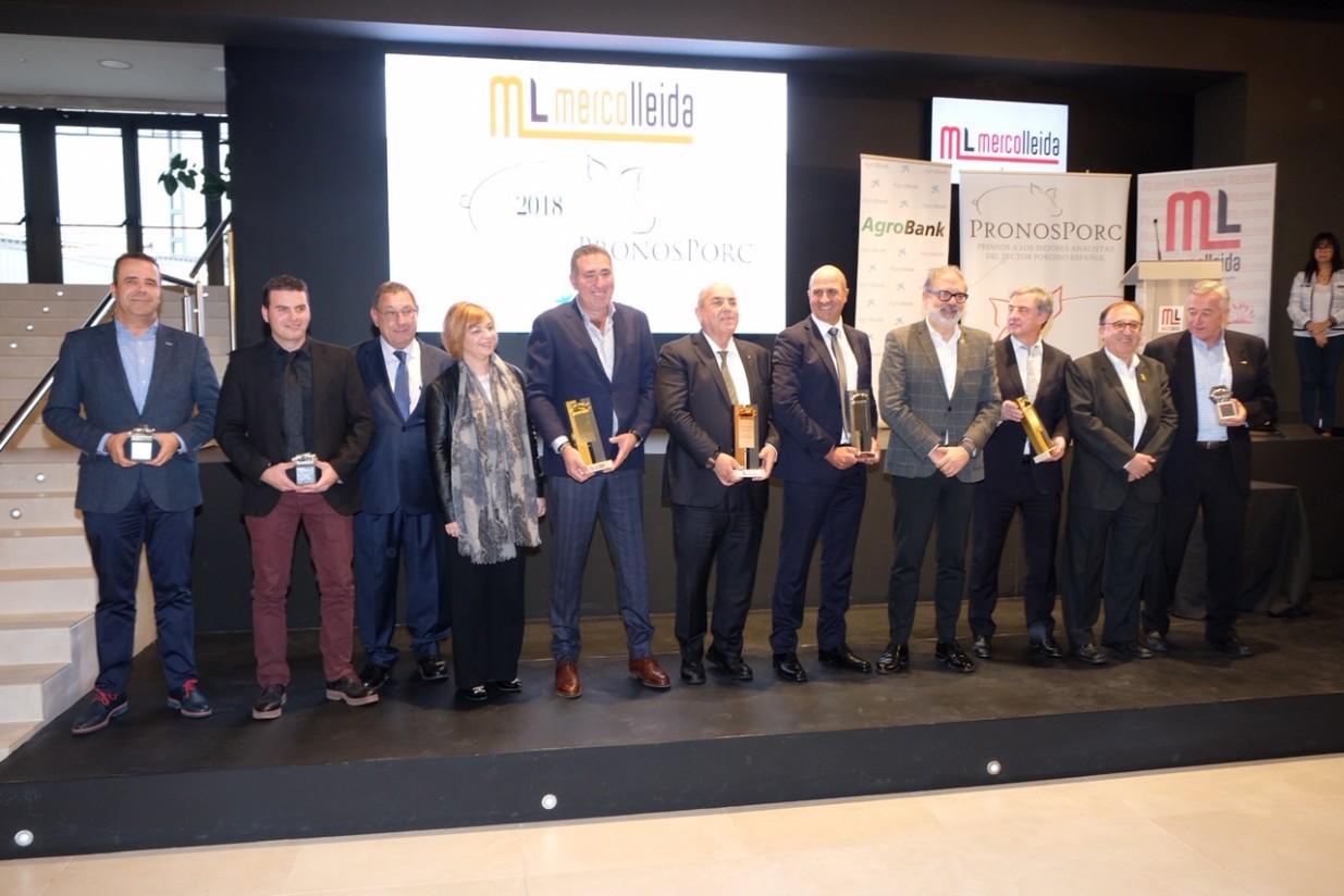 La 10º edición de los premios PronosPorc ya tienen ganadores