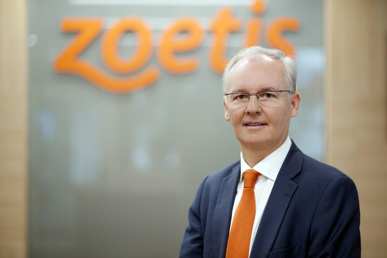 Zoetis presenta a su nuevo director de Estrategia y Operaciones