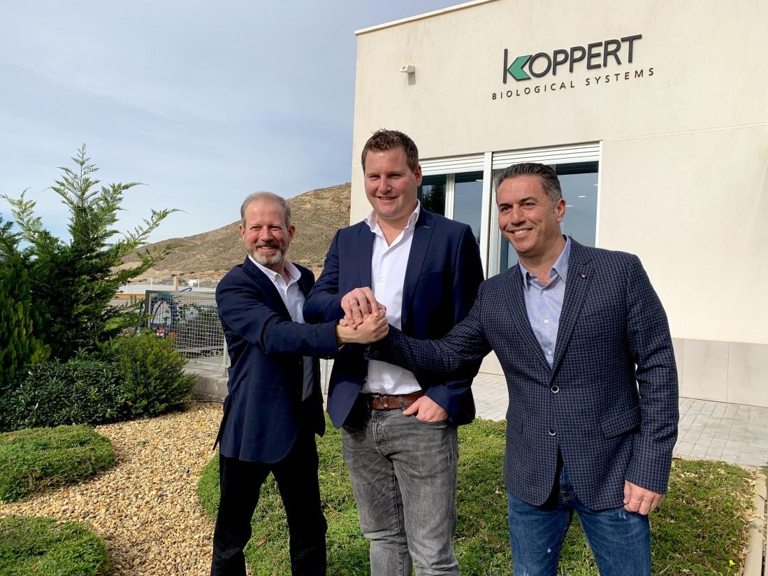Los microorganismos beneficiosos, protagonistas del stand de Koppert en Fruit Logistica