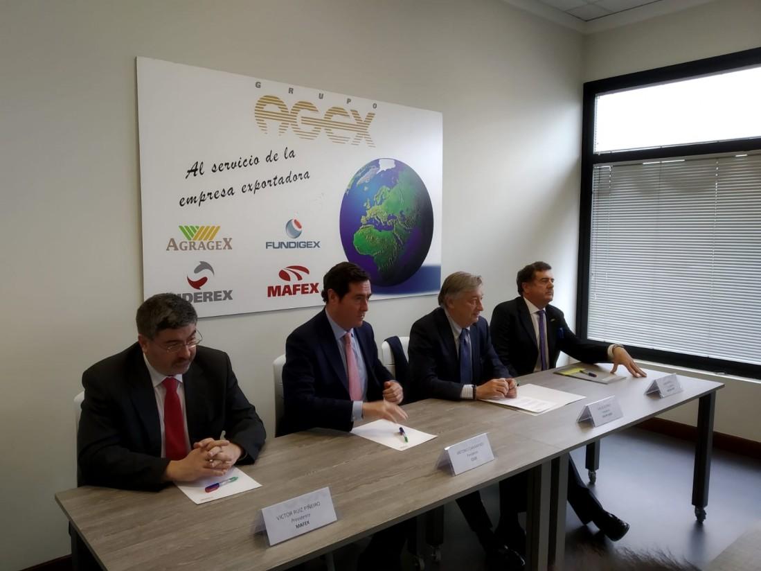 Agragex inaugura nuevas oficinas