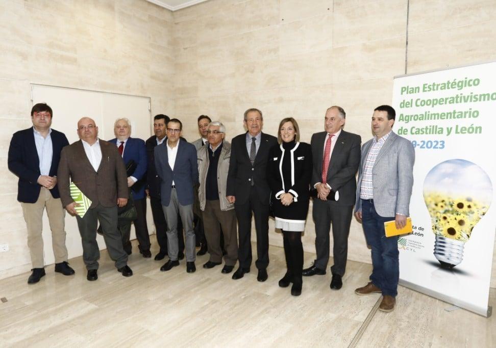 Plan Estratégico 2019-2023 para la mejora del cooperativismo agroalimentario de Castilla y León