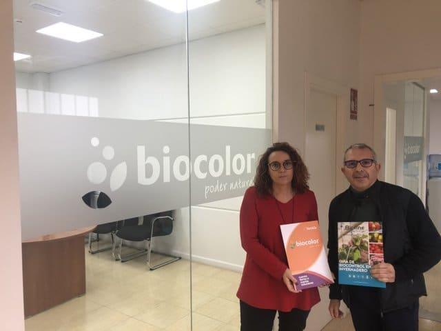 Bioline Iberia, nuevas soluciones en control biológico