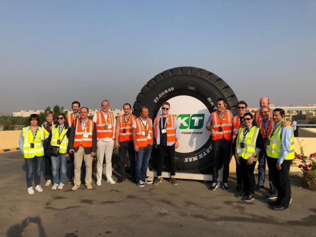 BKT organiza un viaje a India con las organizaciones deportivas con las que colabora